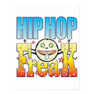 Hip Hop Freaky Freak Postcard