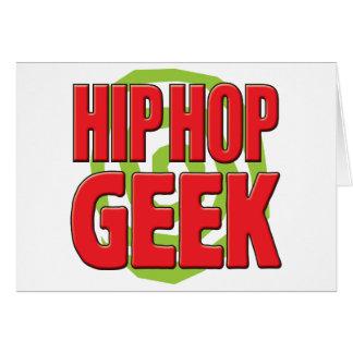 Hip Hop Geek Cards