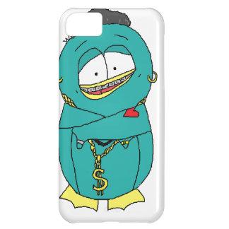Hip Hop Gito the Penguin iPhone 5C Case
