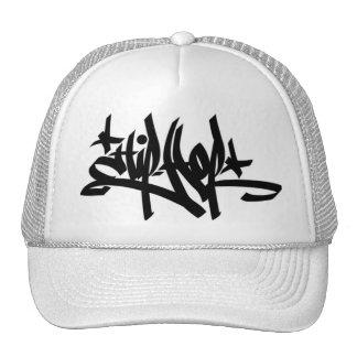 Hip-Hop Graff Cap