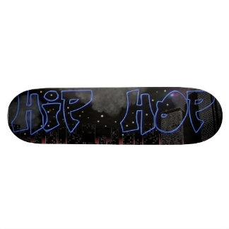HIP HOP GRAFFITI SKATE BOARD