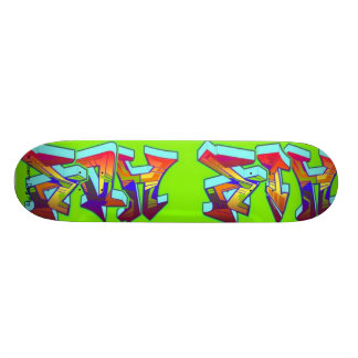 HIP HOP GRAFFITI SKATEBOARD - PRO SHREDDER - GIFTS