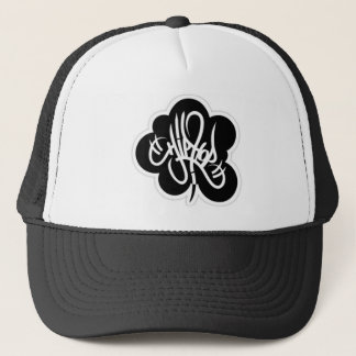 hip hop grafiti art trucker hat