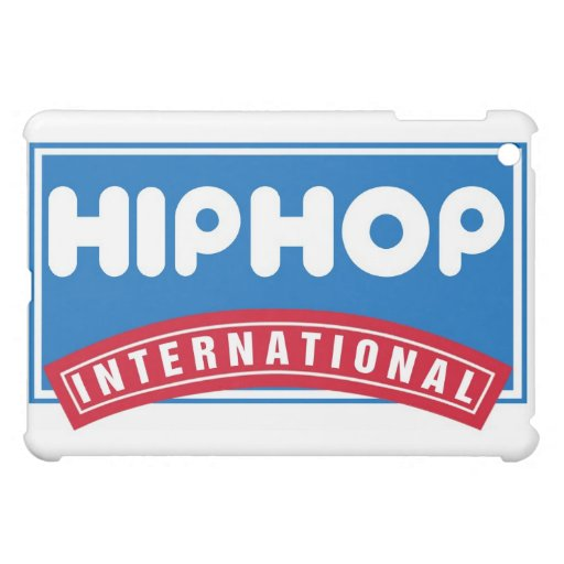 Hip Hop iPad Case