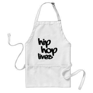 Hip Hop Lives Standard Apron