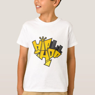 Hip-hop logo T-Shirt