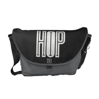 Hip Hop Messenger Bag