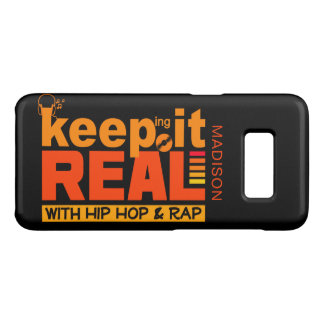 HIP HOP & RAP custom name phone cases