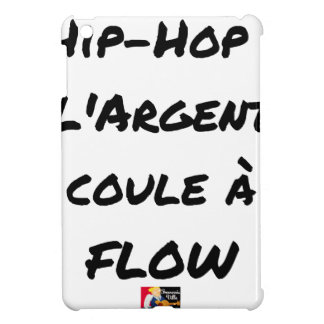 HIP-HOP: The MONEY RUNS With FLOW - Word games iPad Mini Cases