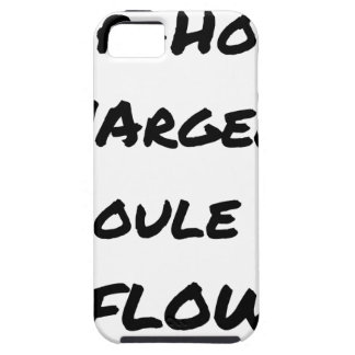 HIP-HOP: The MONEY RUNS With FLOW - Word games iPhone 5 Cases