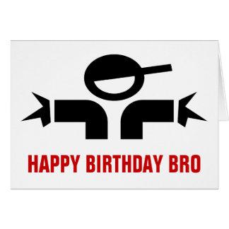 Hip Hop theme Birthday Card