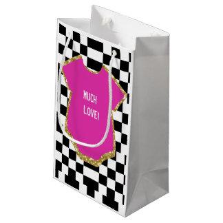 Hip Hop throwback Baby Shower gift bag