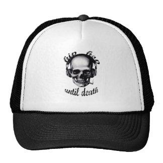 Hip Hop Until Death Cap