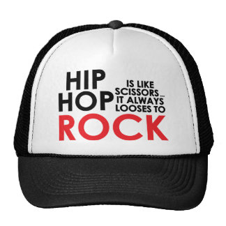 Hip Hop Vs Rock Cap