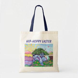 Hip Hoppy Easter Bunny Bag