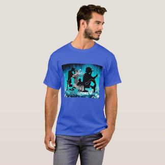 Hip Hop's Music Elements T-Shirt