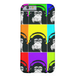 Hip Monkey Pop Art Phone Case Barely There iPhone 6 Case
