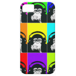 Hip Monkey Pop Art Phone Case iPhone 5 Covers