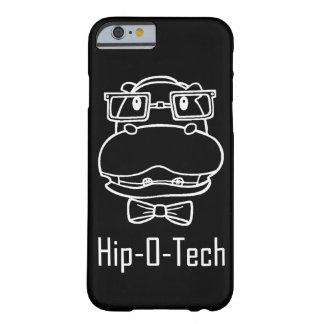 Hip-O-Tech Case Black Barely There iPhone 6 Case
