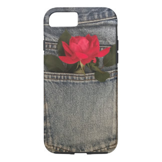 Hip Pocket Rose iPhone 8/7 Case