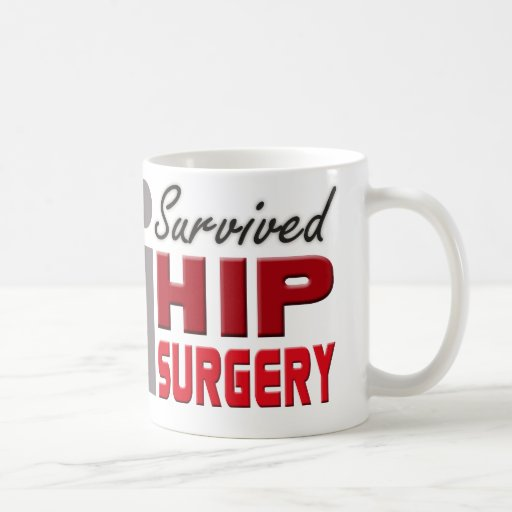 Hip Replacement Surgery Mug