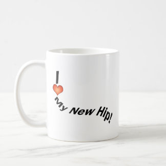 Hip Replcement T-shirts | Get Well Gifts Basic White Mug