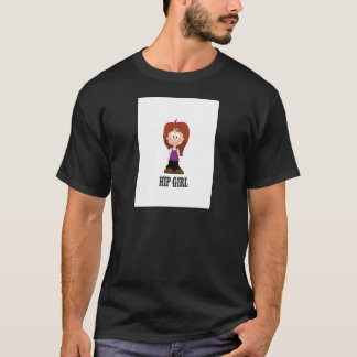 hip shy girl T-Shirt