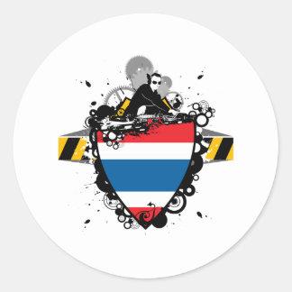 Hip Thailand Stickers