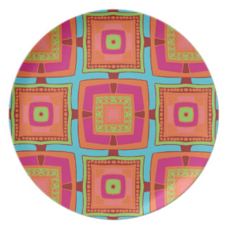 Hip To Be Square Plate