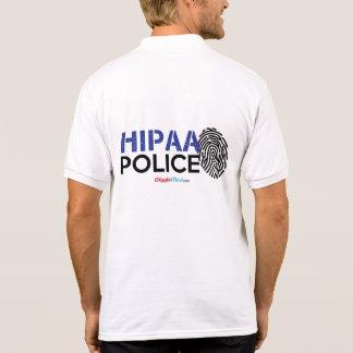HIPAA Police Polo Shirt
