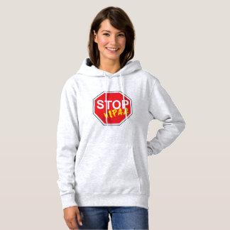 HIPAA STOP HOODIE