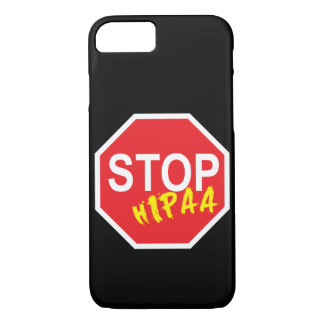 HIPAA STOP iPhone 8/7 CASE