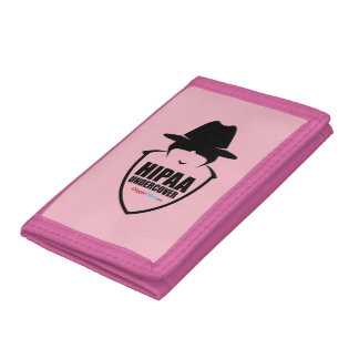 HIPAA Undercover Tri-fold Wallet