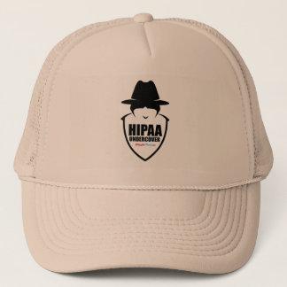HIPAA Undercover Trucker Hat