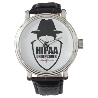 HIPAA Undercover Watch