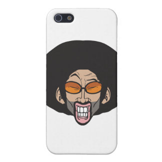 Hiphop Afro man iPhone 5 Covers