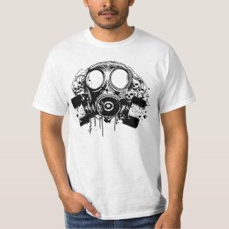 Hiphop Gas Mask T-Shirt