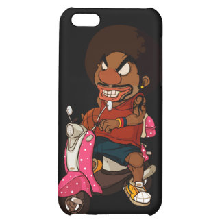 Hiphop Rider Cover For iPhone 5C