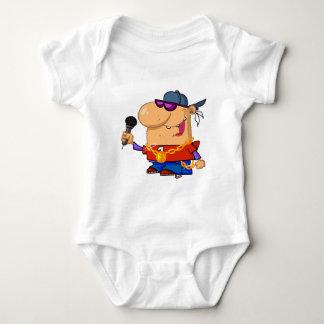 HipHop Singer Baby Bodysuit