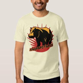 hiphopapotamus rhymenocerous t-shirt