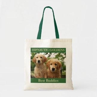 Hipnautic Goldens Tote Bag