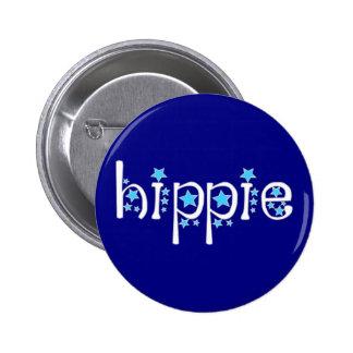 HIPPIE 6 CM ROUND BADGE