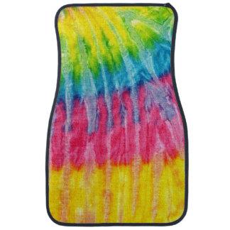 Hippie Boho Tie-Dye Floor Mat