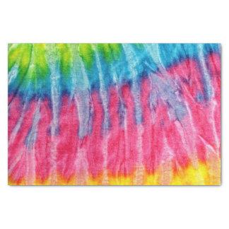 Hippie Boho Tie-Dye Tissue Paper