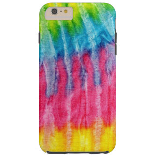 Hippie Boho Tie-Dye Tough iPhone 6 Plus Case