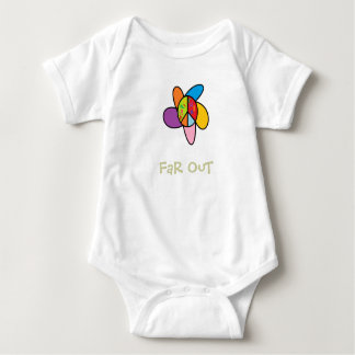 Hippie Chix baby T Shirt