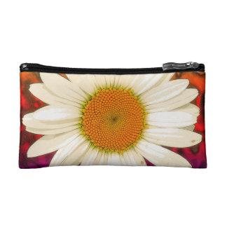 Hippie Daisy Makeup Bag