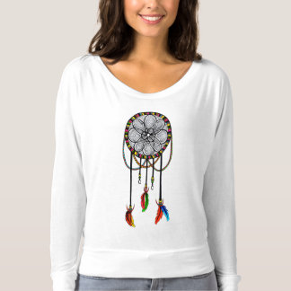 Hippie Dream Catcher T-Shirt