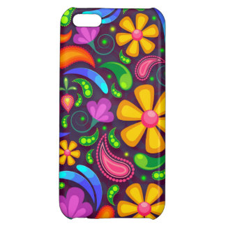 Hippie Flower - iPhone Case iPhone 5C Cover