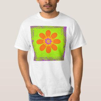 Hippie Flower Tee Shirt
